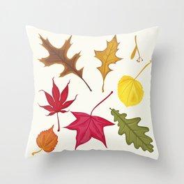 Autumn Soon.. Throw Pillow
