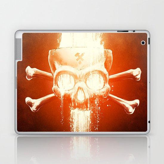 Black Smith Laptop & iPad Skin