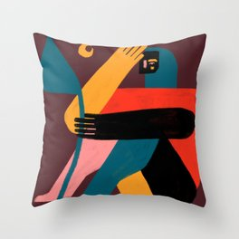 Escondido Throw Pillow