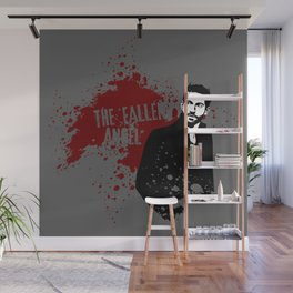 The Fallen Angel Wall Mural