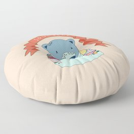 Soul Bear Floor Pillow