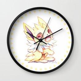 Cute little Jolteon Wall Clock