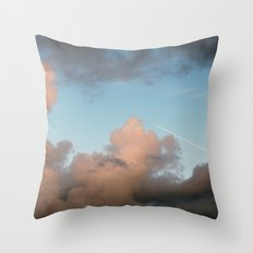 rocket ship... Throw Pillow
