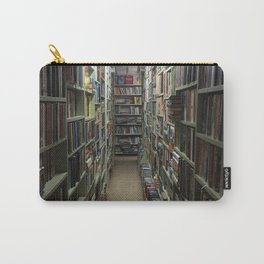 A Book Lovers Heaven Carry-All Pouch