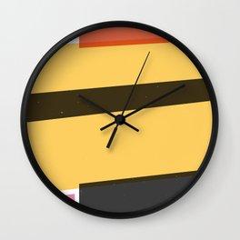 SECRET CYCLING FLAG - MERCKX Wall Clock