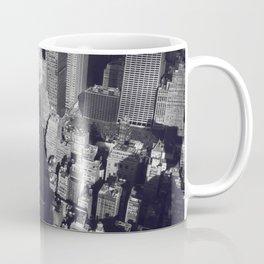 New York City Skyline, Empire State Building, fine art photo, nyc, wall decoration, b&w Coffee Mug