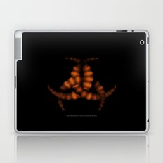 Bone-Biohazard 028 Laptop & iPad Skin