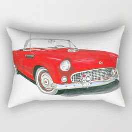 55 Thunderbird Rectangular Pillow