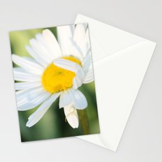 Smiling in the morning light Stationery Cards