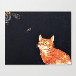 Natural Predator Canvas Print