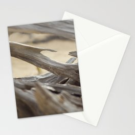 Twisted Wood of the Sand Dunes Stationery Cards