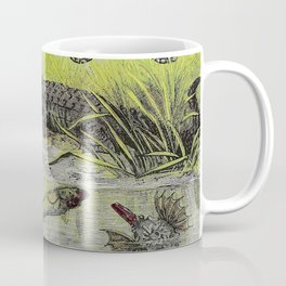 Hunting big game in the wilds of Africa - containing thrilling adventures of the famous Roosevelt Coffee Mug