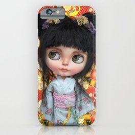 Japanse Girl by Erregiro iPhone Case