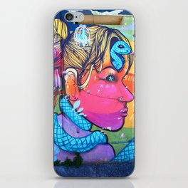 What Is On Your Mind iPhone Skin