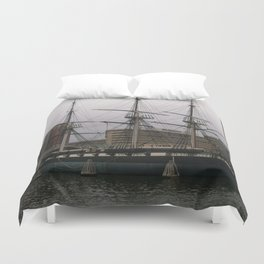 Baltimore, Maryland Duvet Cover