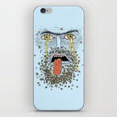 Wierd Bee-rd iPhone & iPod Skin