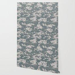 Digital Camouflage Wallpaper