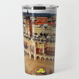 Cracow - sukiennice Travel Mug