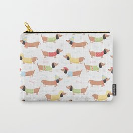 Cute Bassotti Carry-All Pouch
