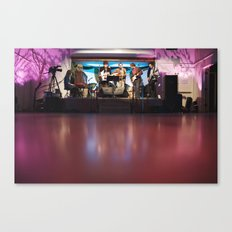 woods band Canvas Print