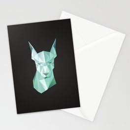 DobermanVektor Stationery Cards
