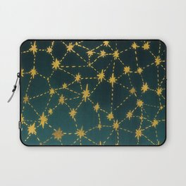 Stars Map Laptop Sleeve