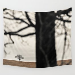 Distant Friends Wall Tapestry