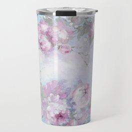 Crown Rose Travel Mug