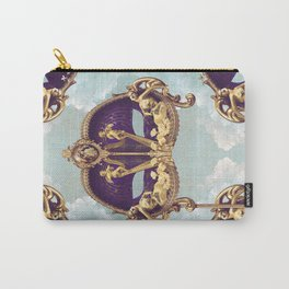 Floral Extravagance Carry-All Pouch