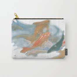 koi {white} Carry-All Pouch