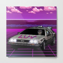 Symere Bysil Woods Lil Uzi Vert BLM Society6 Premium Art Online Hip Hop Rap Trap Music XXX 2k Metal Print