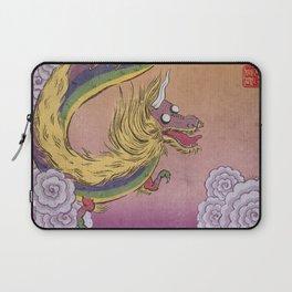 Lady Rainicorn Laptop Sleeve