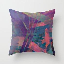 disquiet fifteen (digressão escabroso) Throw Pillow