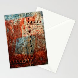 Synthetic Leather Stationery Cards