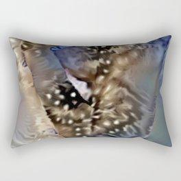 Futile Rectangular Pillow