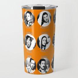 OITNB Characters (Full) Travel Mug