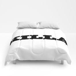 KILLA Comforters