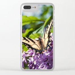 Love Remains a Secret Clear iPhone Case