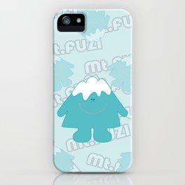 Mt. Fuji  iPhone Case