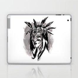 Hipster Shaman Laptop & iPad Skin