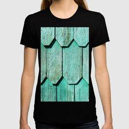 Green Shingle T-shirt
