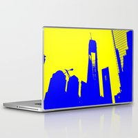 metropolis Laptop & iPad Skins featuring Metropolis by osile ignacio