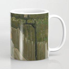 Path in Montmartre Coffee Mug