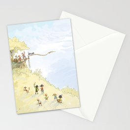 Pirate Tree House Stationery Cards