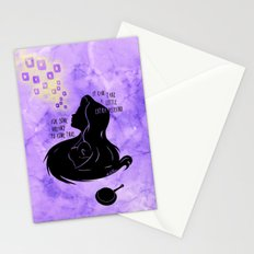 It Can Take a Little Extra Believing Stationery Cards