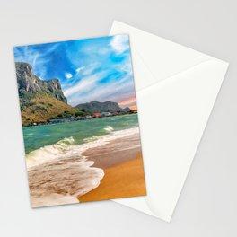 Ao Noi Beach Thailand Stationery Cards