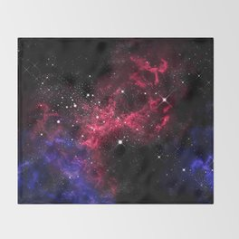 Orion Constellation Throw Blanket