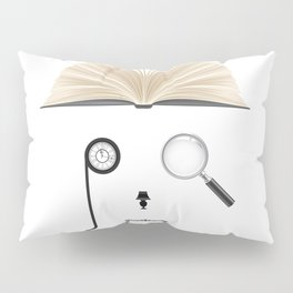 Psychologist | The world inside your head  Pillow Sham
