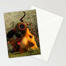 GasTon and Tento Stationery Cards