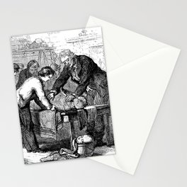 Dr. Crowley's Experiment  Stationery Cards